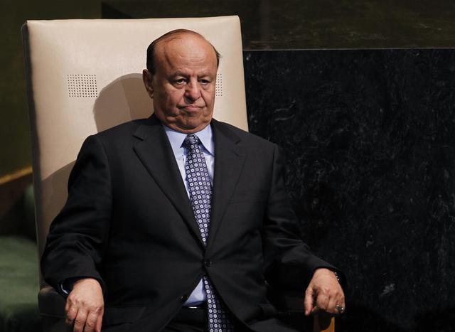 Abed Rabo Mansur Hadi