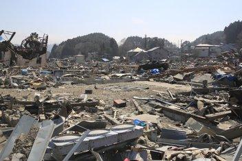 Japan cunami
