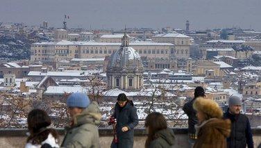 Rim snijeg