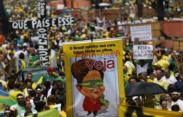 Brazil, protest