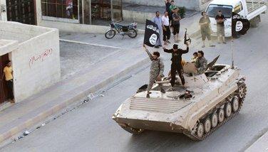 ISIL, Irak