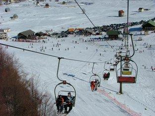 Savin kuk, skijalište
