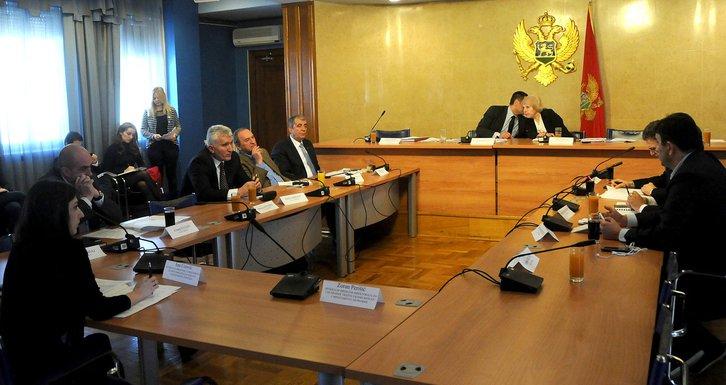 Odbor za ekonomiju, budžet i finansije