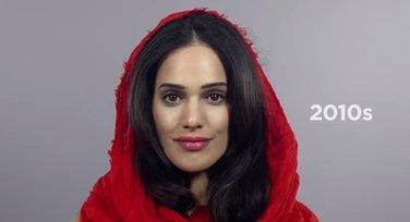 Sabrina, ljepota, Iran