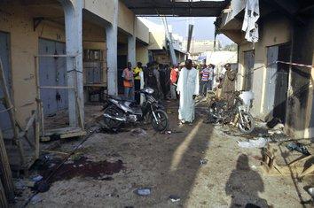 Nigerija napad