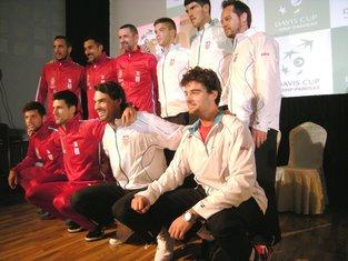 Srbija - Hrvatska, Dejvis kup