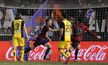 Osasuna - Atletiko Madrid