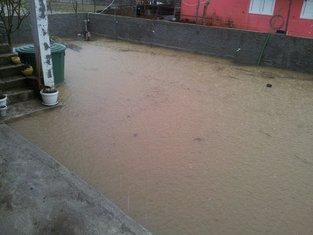 Glavatske kuće, poplava