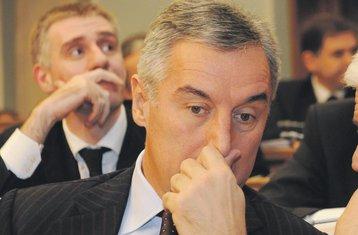 Milo Đukanović, Duško Marković