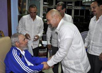 Fidel Kastro, kubanski obavještajci