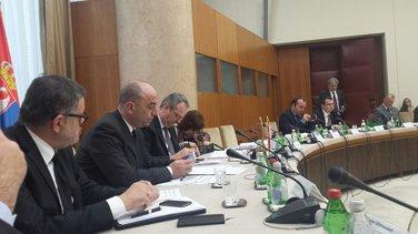 ekonomija, Beograd sastanak