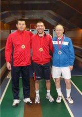 Žarko Žugić, Velimir Joković i Mladen Božinović