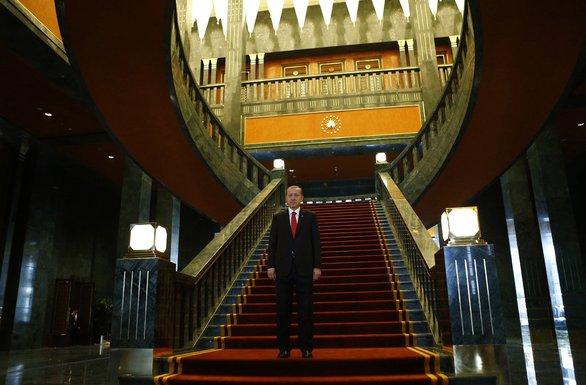 Redžep Tajin Erdogan