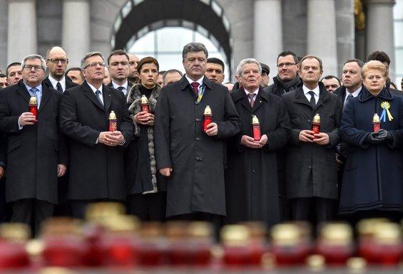 ukrajinska kriza, Petro Porošenko