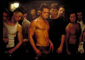 Bred Pit, Fight club