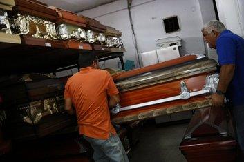 Venecuela kovčeg