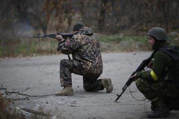 Ukrajina sukobi