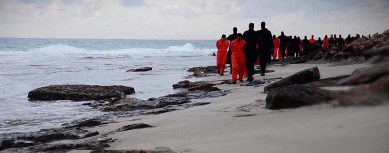 Egipatski kopti Islamska država