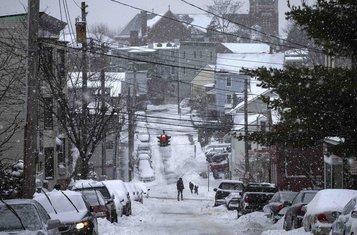 SAD, snijeg