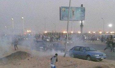Kairo, sukob