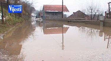 jezero, Loznice