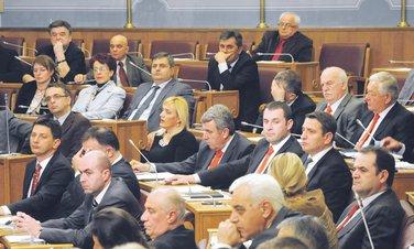 Parlament, skupština Crne gore