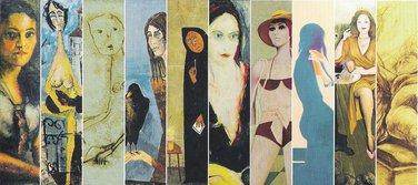 žene, umjetnost