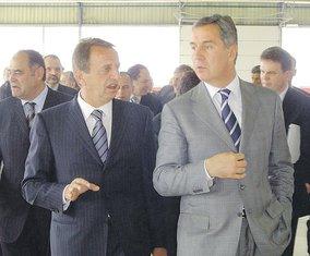 Dragan Brković, Milo Đukanović