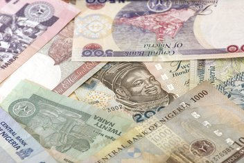 Nigerija, novac