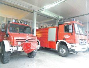 Vatrogasna vozila Berane