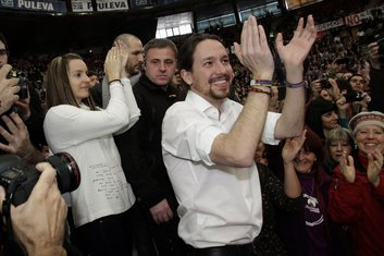 Pablo Iglesijas, Podemos