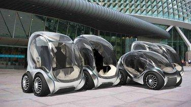 Futurističko vozilo
