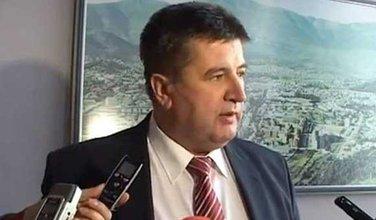 Slavko Vučurević, gradonačelnik Trebinja