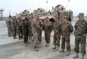 Vojska CG Avganistan