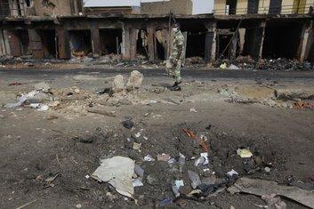 Boko Haram, Nigerija, eksplozija