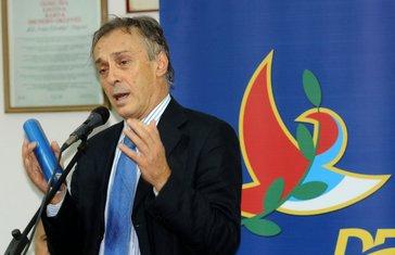 Miodrag Lekić, Demokratski front