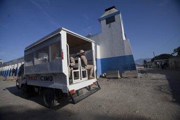 Haiti, bjekstvo iz zatvora