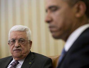 Mahmud Abas, Barak Obama