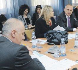 Sjednica odbora za politički sistem