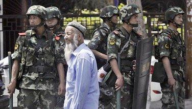Kina, Ujguri
