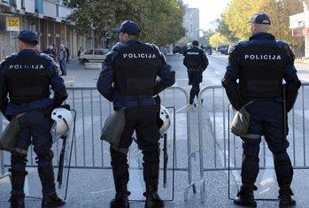 Policija, Parada ponosa