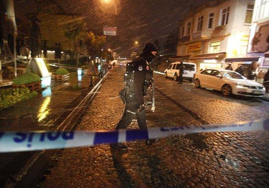 Istanbul eksplozija