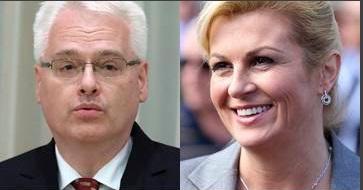 Ivo Josipović, Kolinda Grabar Kitarović