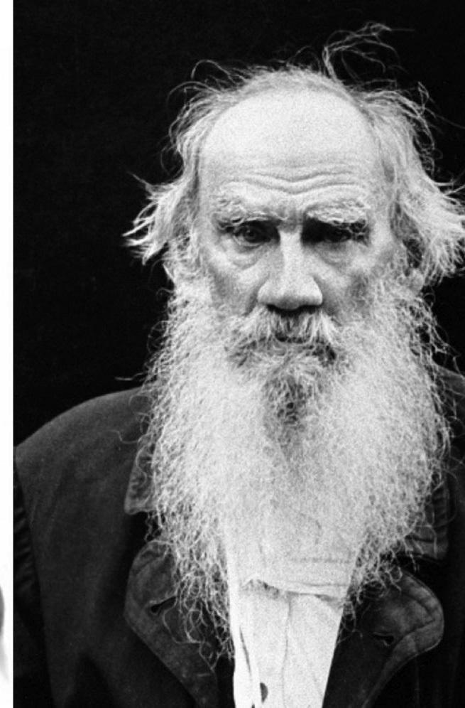 Lav Tolstoj (Novina)
