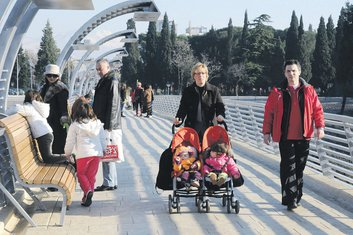 Podgorica šetnja, porodica