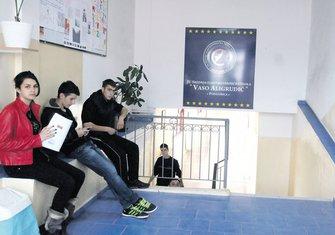 Srednja škola Vaso Aligrudić