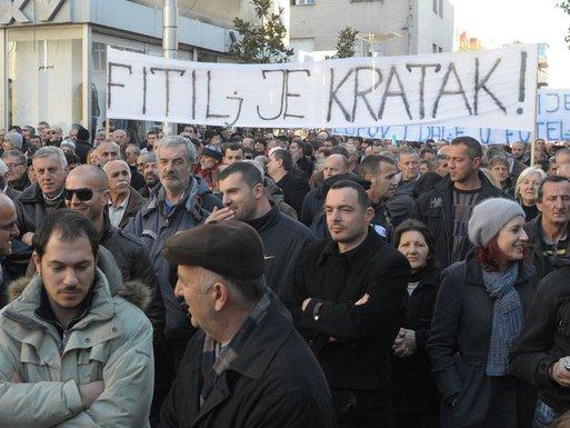 protest 21. januar