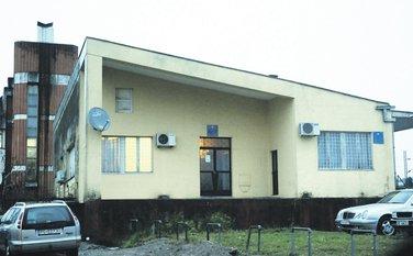 Stanica policije za bezbjednost željeznice u Podgorici