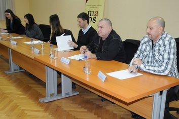 Panel diskusija FPN, film Svjedoci