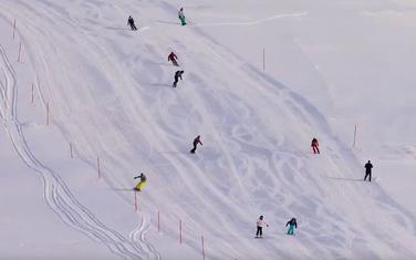 Ski centar Kolašin (Ilustracija)